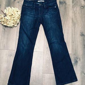Joe's Jeans Provocateur fit wide leg jeans
